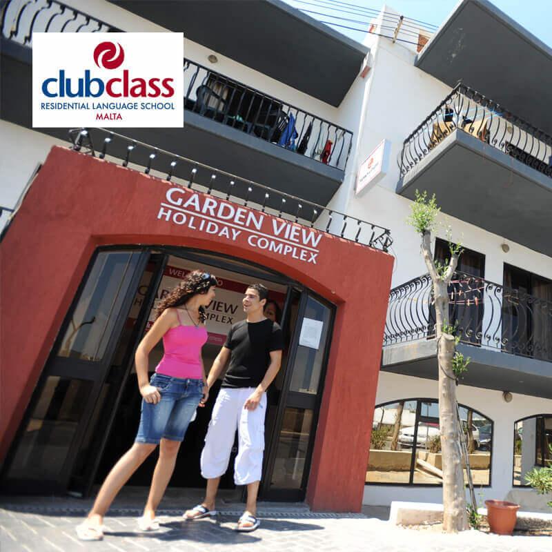 Jazyková škola Clubclass na Malte