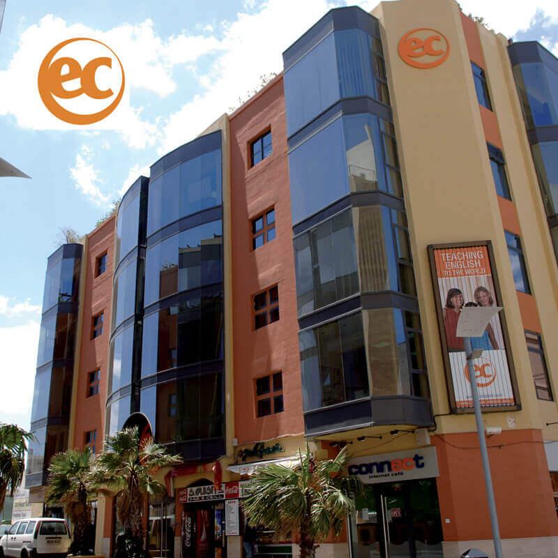 Jazyková škola EC na Malte